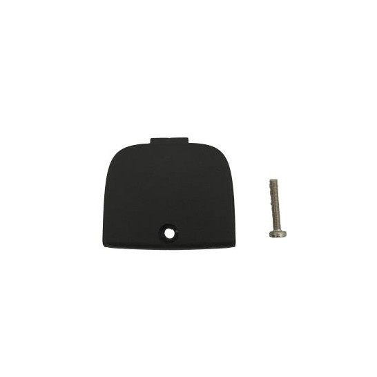 Battery cover and screw for Canicom 300, Canicom 500 and Canicom 800 remote controls