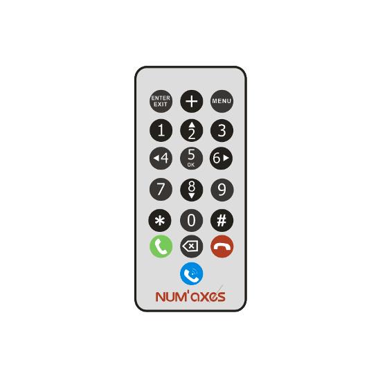 Remote control for PIE1010 trail camera