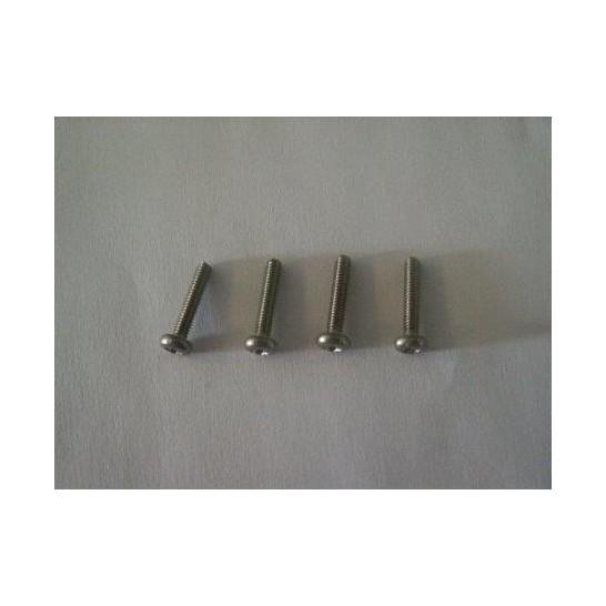 Set of 4 screws for Canibeep Pro and Canibeep Radio Pro collars