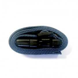 Sangle nylon - Largeur 25 mm - Longueur 76 cm - Bleu foncé