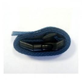 Canicalm Premium nylon strap - Width 25 mm - Length 64 cm - Dark blue