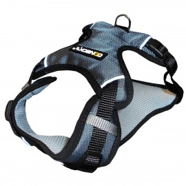 SPORT CONECKT grey harness