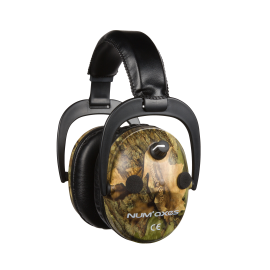 Electronic hearing protector - Acoustic Electronic - hunter green