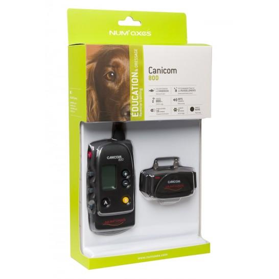 Canicom 800 Remote Training Num Axes