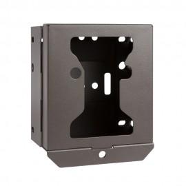 Boîtier de sécurité en métal pour pièges photographiques PIE1023 et PIE1037 NUM'AXES
