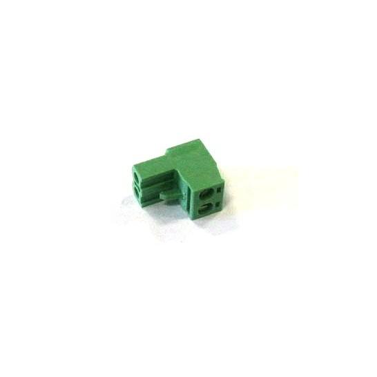 Connecteur de liaison pour boîtiers émetteurs anti-fugue NUM'AXES