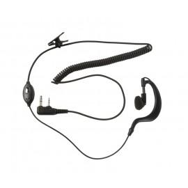 Earpiece for TLK1022, TLK1038, TLK1054 walkie-talkie