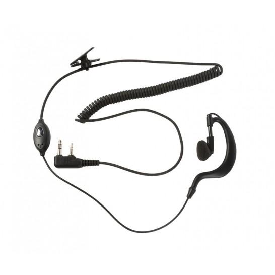 Oreillette pour talkie walkie TLK1022