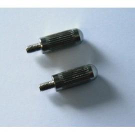 Lot de 2 électrodes courtes anti-aboiement Canicalm