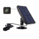 6V solar panel with built-in battery for PIE1044, PIE1045 and PIE1048 trail cameras