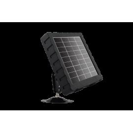 Panneau solaire 12 V avec batterie intégrée