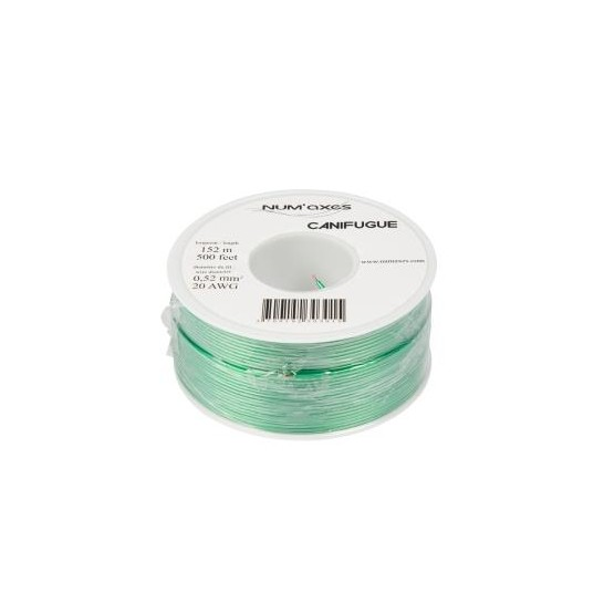 Antenna wire spool for NUM'AXES pet fencing systems - 0.52 mm² x 152 m / 500 ft.