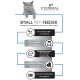 EYENIMAL Small Pet Feeder - distributeur de croquettes programmable