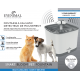 EYENIMAL Smart Bloom Pet Fountain - pet water fountain with motion detector