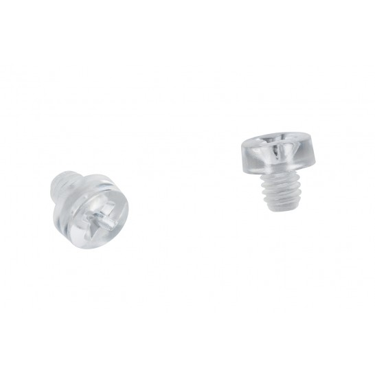 Set of 2 contact points covers suitable for location collar Canicom GPS