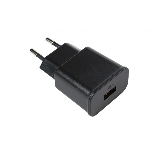 Battery charger only - 5V - 2 A - with European plug