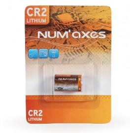 Pile CR2 lithium 3V