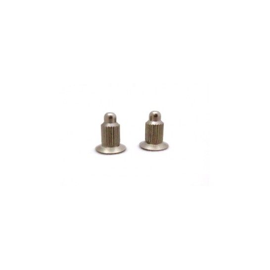 Set of 2 short contact points Canifugue Pro, Canicom Expert, Expert 600
