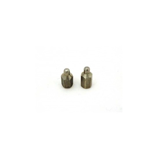 Set of 2 short contact points for Canicom 2000 Caniway