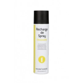 Citronella spray refill can