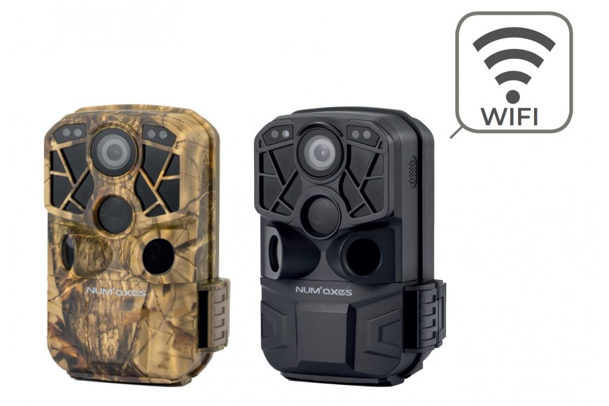 NEW PRODUCTS: PIE1044 and PIE1045 trail cameras